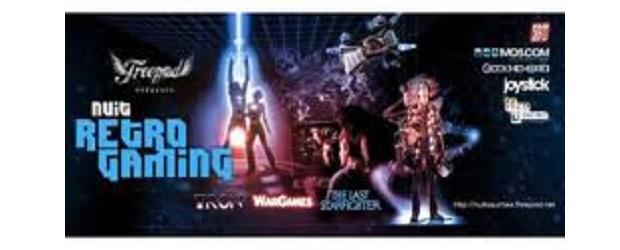 nuits au max retro gaming