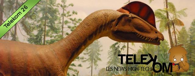 TeleKom #26 : L'australie dévorée par les dinosaures