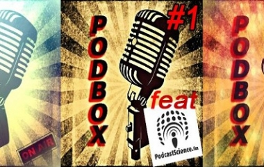 podbox #1 feat podcastscience